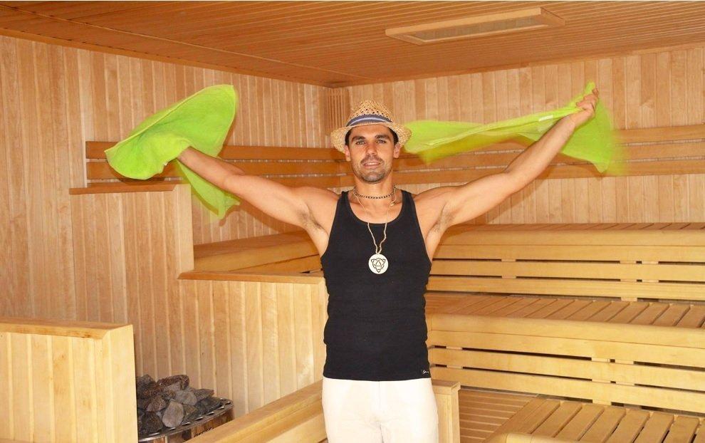 saunový majster