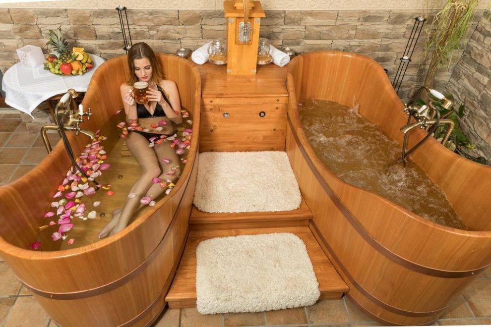 Užite si relaxačný kúpeľ