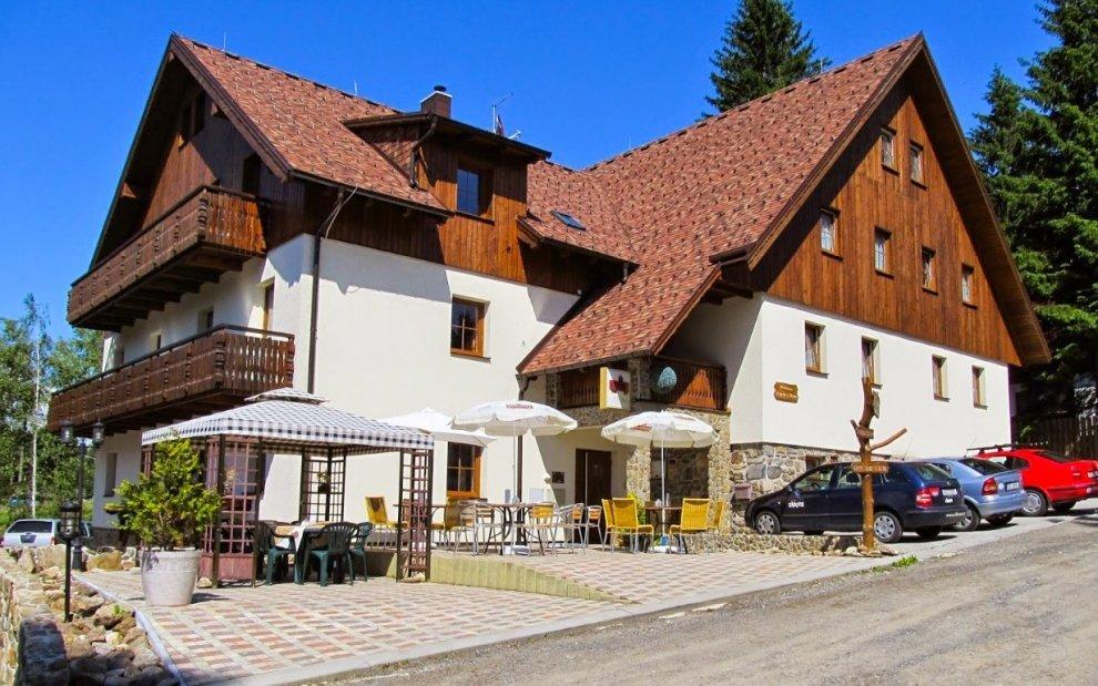 Penzión Alpský dom je ideálnym cieľom turistov