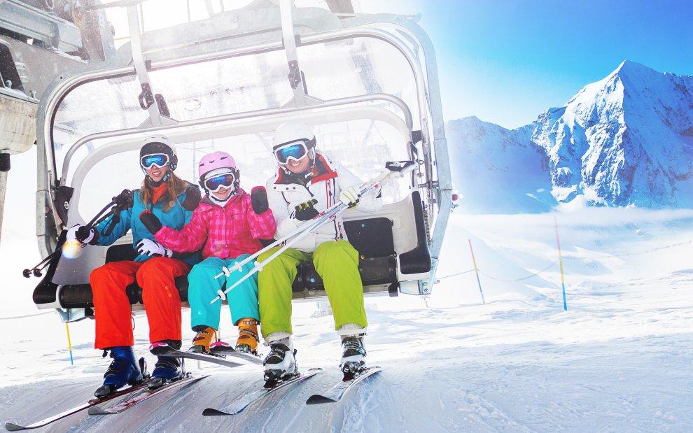 lyžovanie v rakúsku