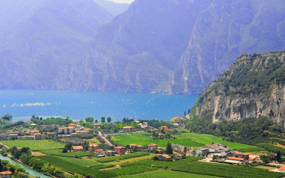 Itálite - Lago di Garda