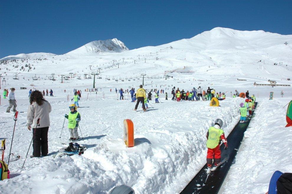 lyžovanie v taliansku