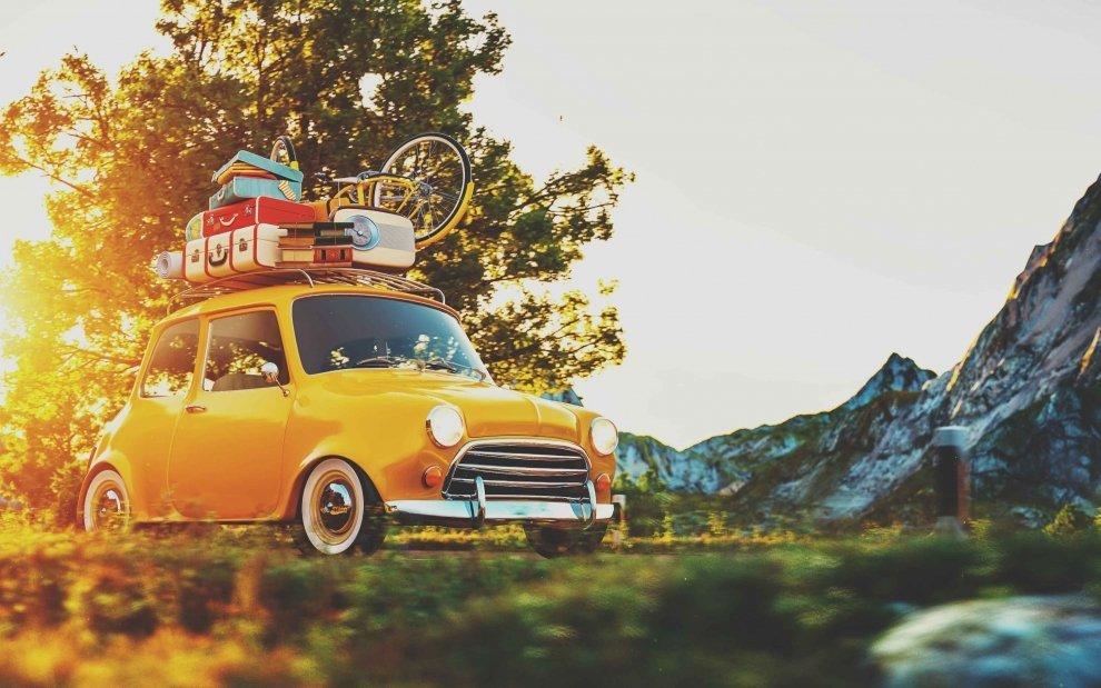Pri cestovaní autom oceníte predovšetkým slobodu