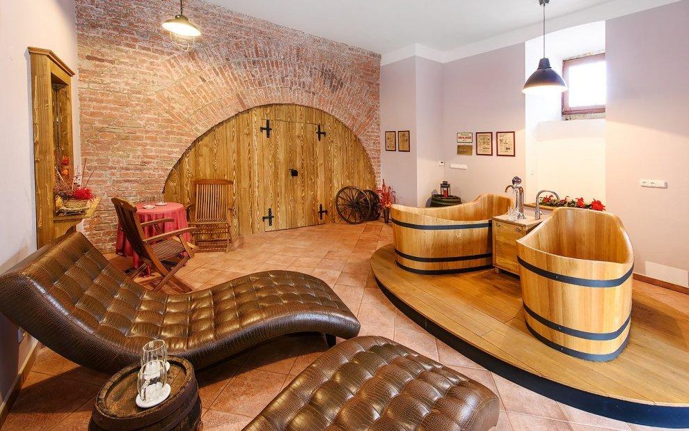 Kúpele v pivovare Poděbrady