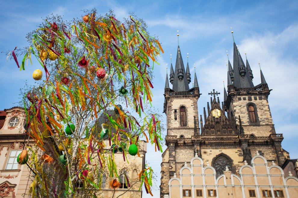 Veľkonočné trhy Praha