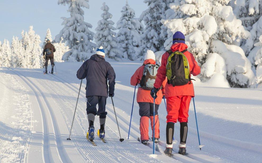 bežecké lyžovanie Beskydy