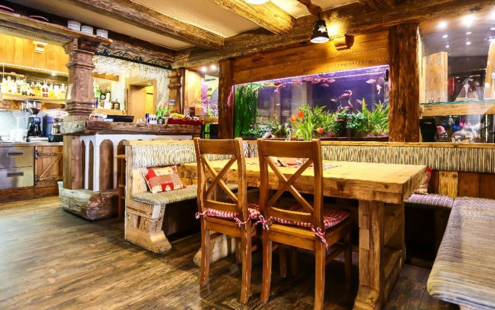 V reštaurácii sa tešte na slovenské špeciality
