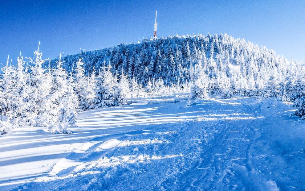 Kam na běžky  Nejlepší běžkařské trasy v Beskydech - Blog ... be1071e4ec