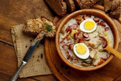 Polsko, země jídla a tradičních receptů