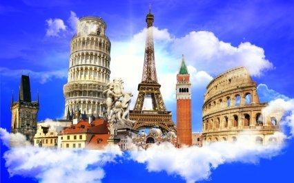 10 nejkrásnější míst Evropy podle TripAdvisoru