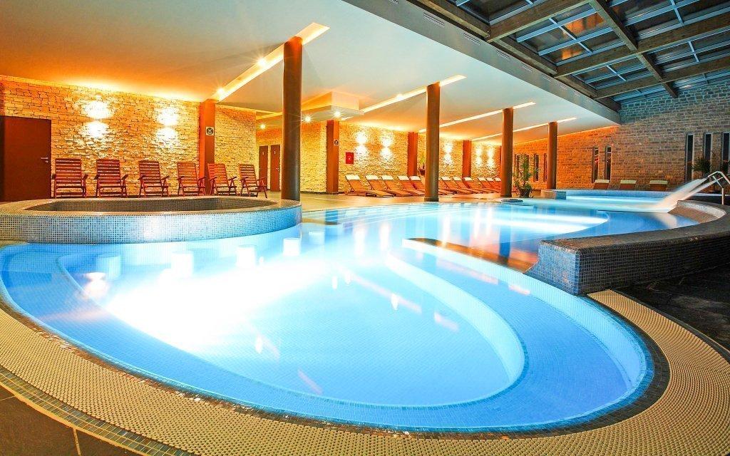 Maďarsko v Anna Grand Hotelu **** s neomezeným wellness a polopenzí