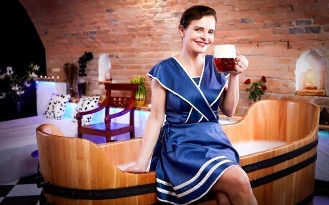 Rožnovské pivní lázně: pivní a meduňková péče se spoustou procedur a polopenzí