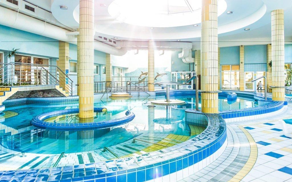 Dunajská Streda přímo v areálu Thermalparku s neomezenými bazény a polopenzí