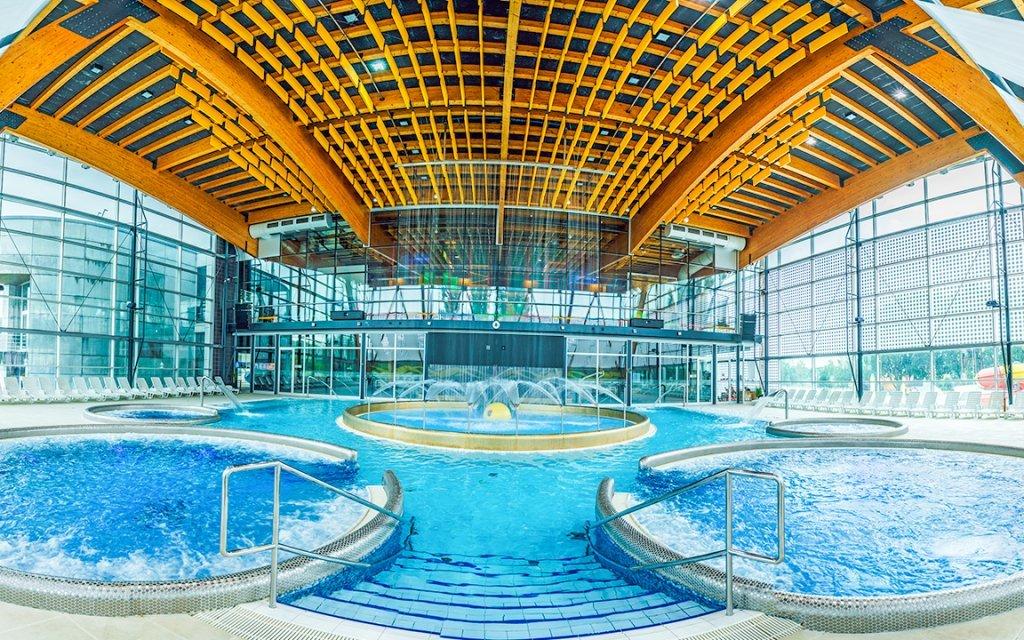 Vysoké Tatry ve Vila House Family se snídaní, vstupem do aquaparku a saunou