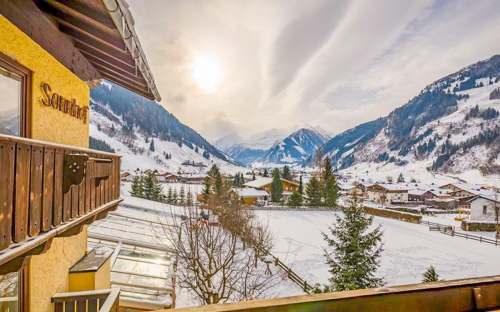 Vysoké Taury: Hotel Sonnhof *** jen 1 km od ski areálu s polopenzí a wellness