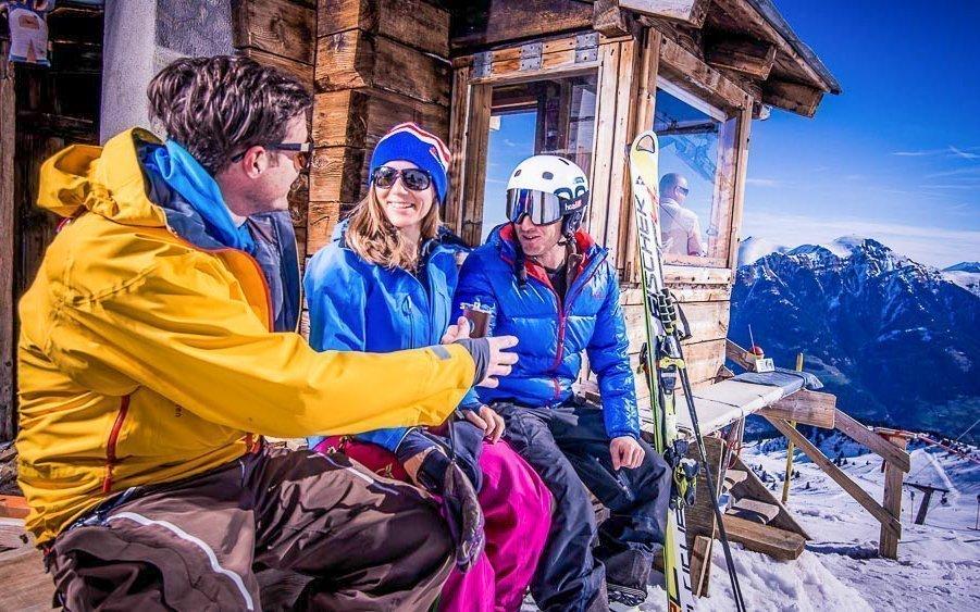 Rakouské Alpy v Hotelu Evianquelle *** s polopenzí, wellness a slevovou kartou