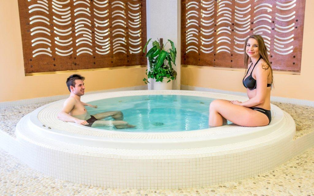 Přerov v luxusním Hotelu Jana **** s neomezeným wellness a polopenzí