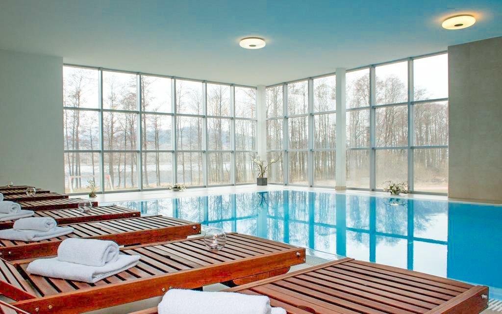 Lipno v luxusním Hotelu Orsino **** s polopenzí, bazénem, saunou a řadou výhod