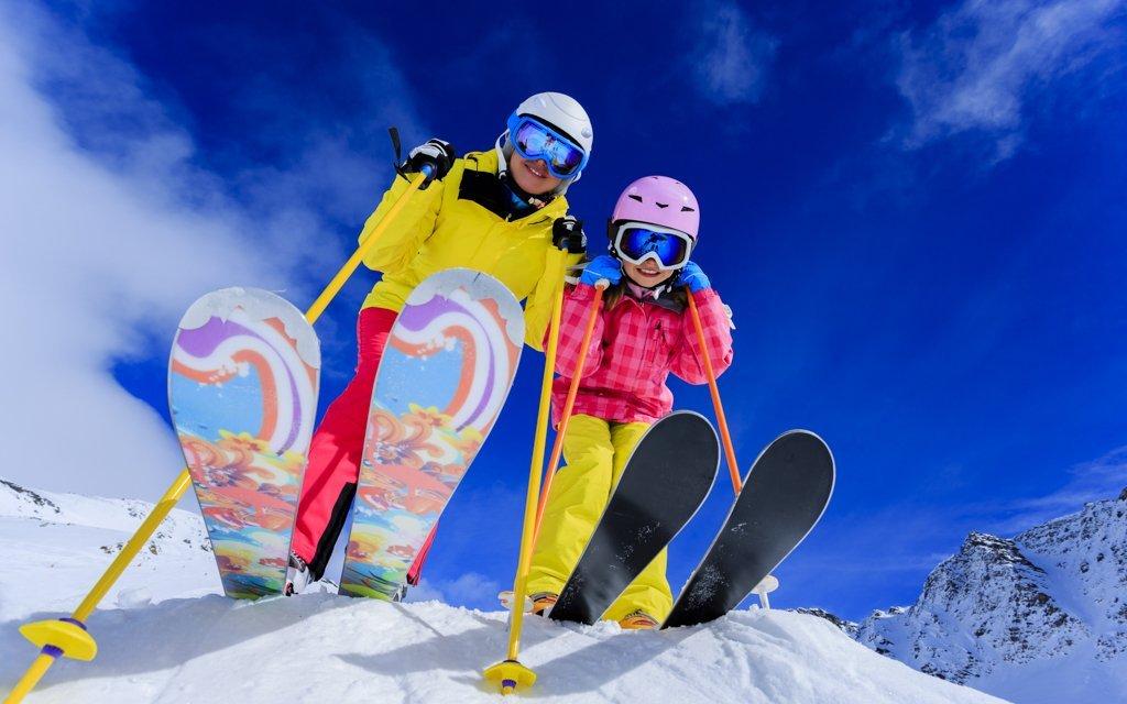 Dolomity v Depandanci Hotelu Europa *** se snídaní jen 10 minut od ski areálu
