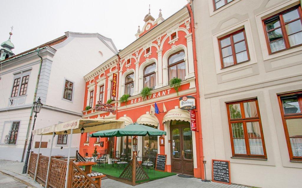 Kroměříž v Hotelu Excellent **** se snídaní, ochutnávkou vín, dezertem a saunou