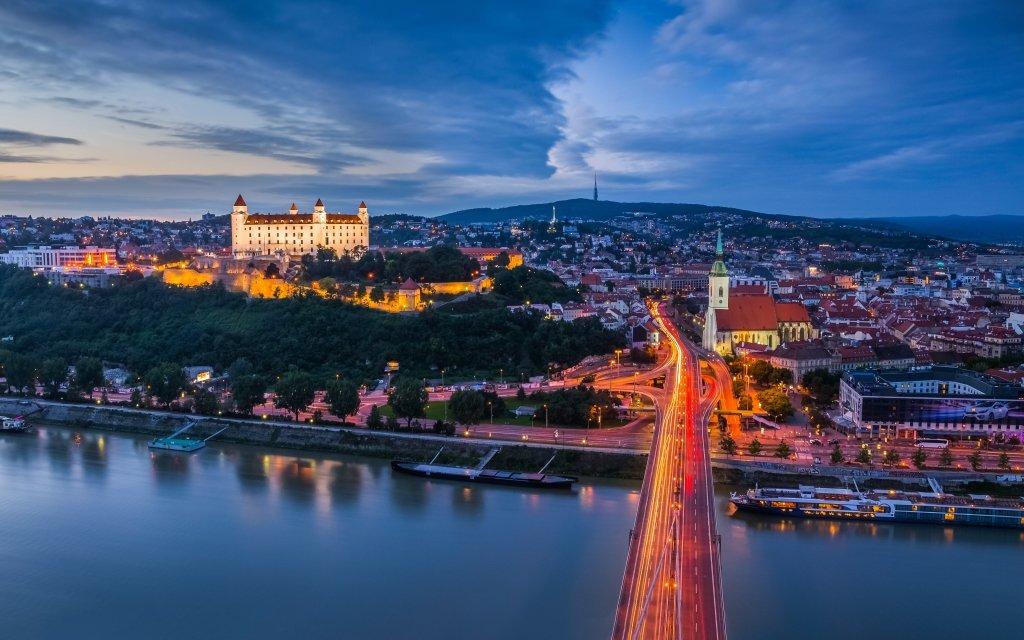 Pobyt až pro 3 osoby v Penzionu Hviezda nedaleko centra Bratislavy se snídaní
