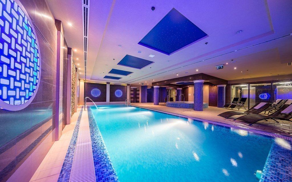 Budapešť v luxusním Hotelu President ****+ s neomezeným wellness a kluzištěm
