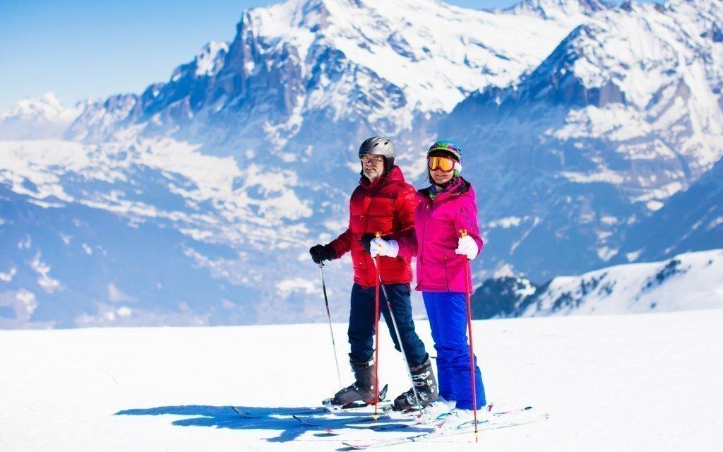 Rakouské Alpy: Holiday Sport Hotel & Ski Resort - bazén a 50% sleva na skipas