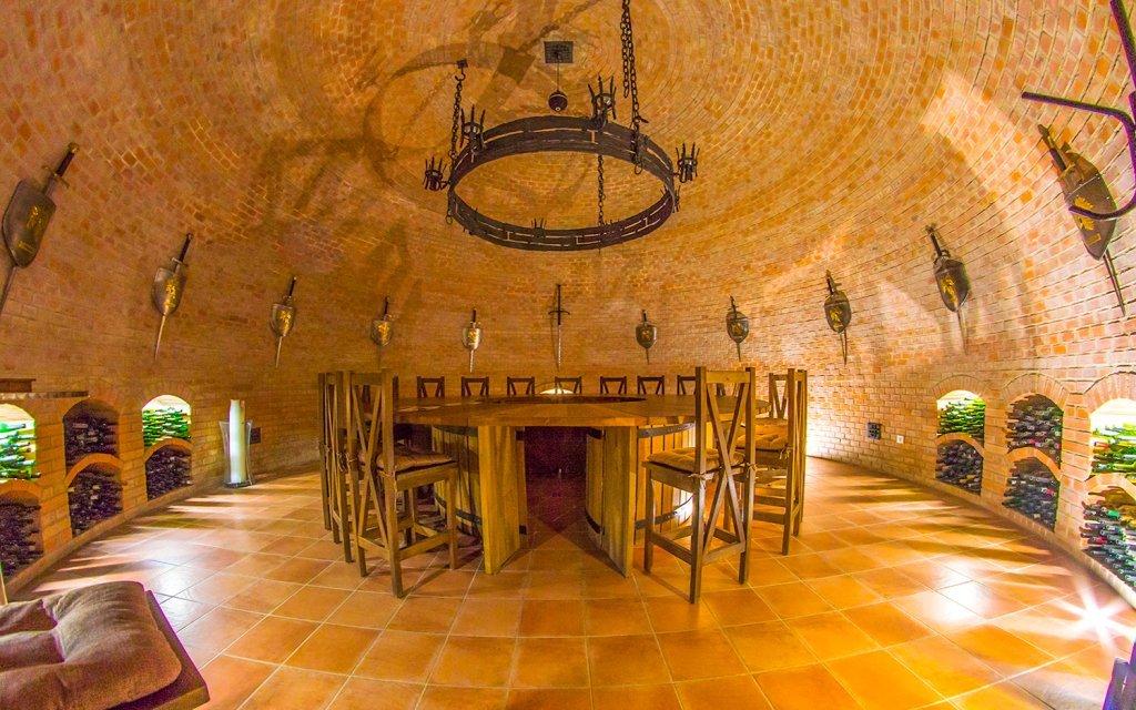 Slovácko: vinařský pobyt v Penzionu Dvůr pod Starýma horama s polopenzí