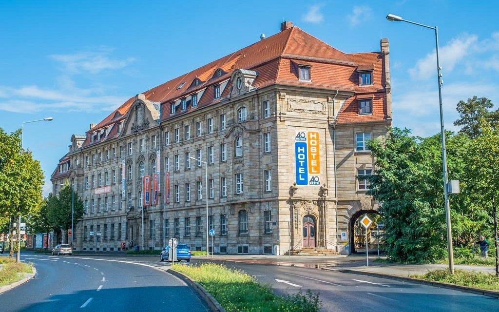 Lipsko v hotelu A&O Leipzig Hauptbahnhof v centru a se snídaní + 2 děti zdarma