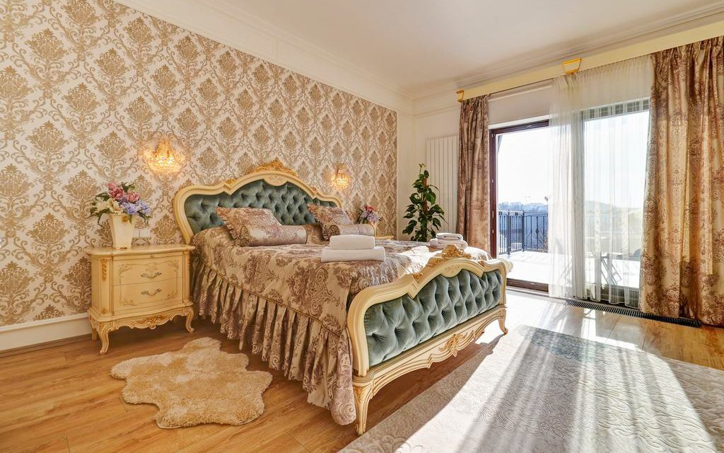 Praha luxusně ve Wellness & SPA boutique Hotelu Pod Lipkami **** se snídaní
