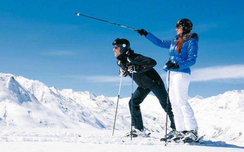 Rakouské Alpy v Hotelu Ötztal *** s plnou penzí a saunami blízko ski areálu