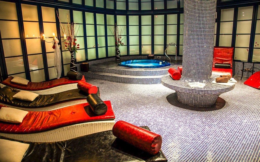 Hotel Morris Česká Lípa **** s plnou penzí, wellness a relaxačními procedurami