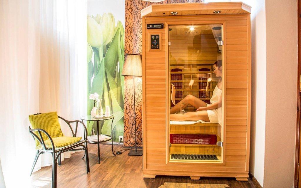 Nový Bor: Hotel Morris **** s polopenzí, bazénem a parádním balíčkem procedur