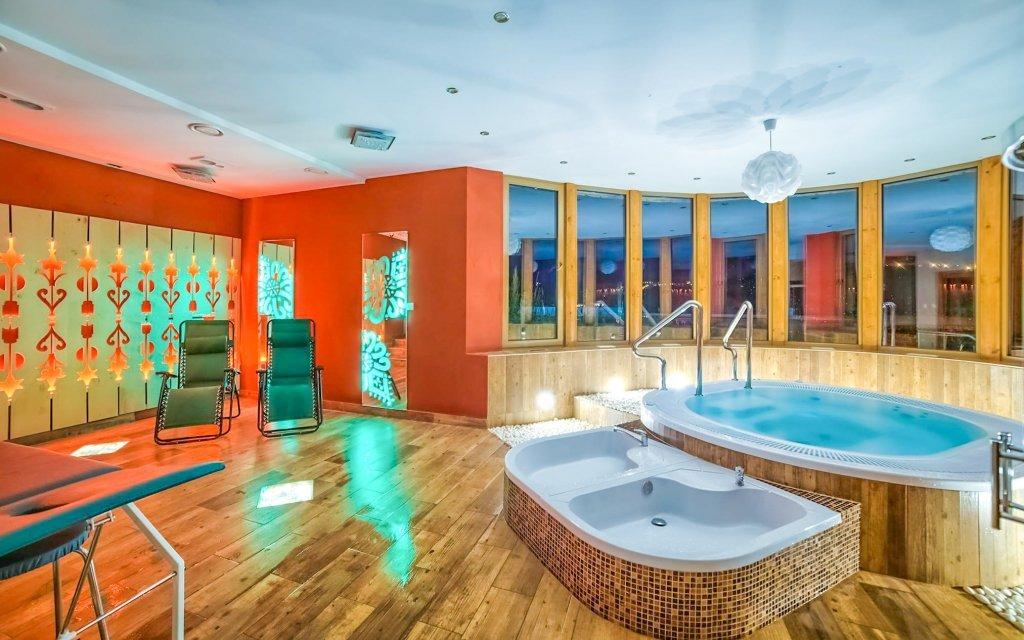 Polské Tatry: Hotel Montenero Resort & Spa u ski areálu + polopenze a wellness