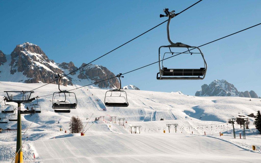 Italské Alpy na 4 dny: Hotel Villa Eden *** u ski areálů s neomezeným wellness