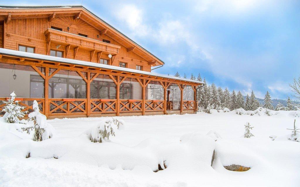 Beskydy blízko ski areálů v Hotelu Martiňák *** s polopenzí a Beskydy Card