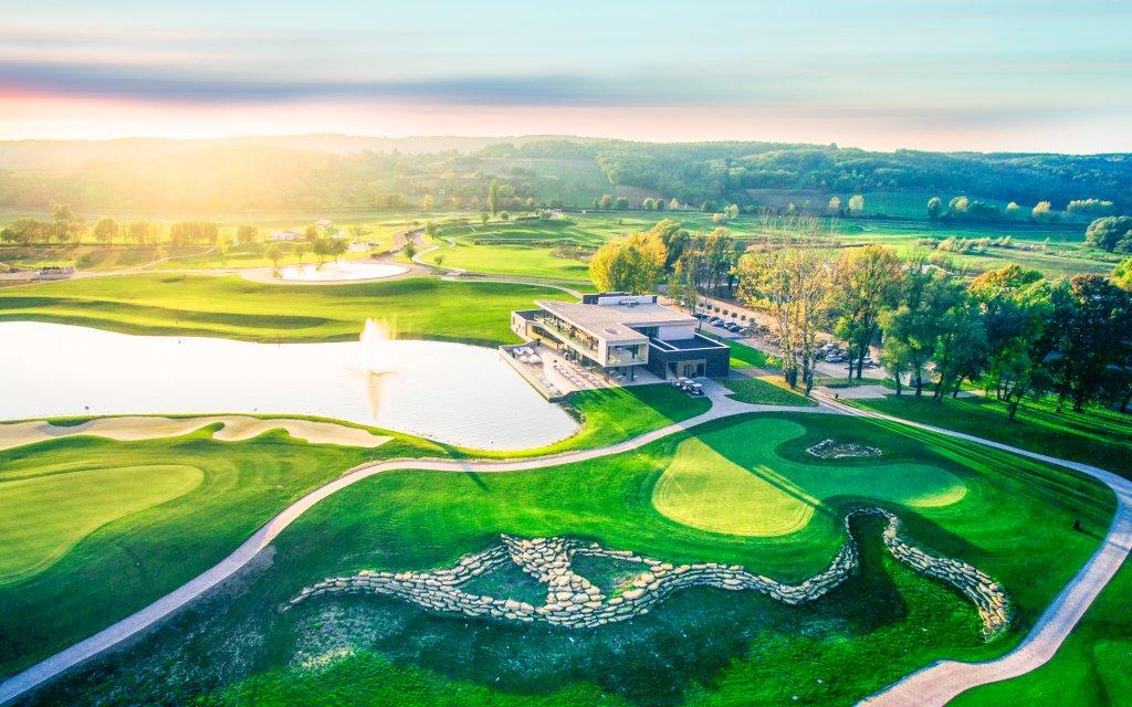 Maďarsko: golfový pobyt v přepychovém Zala Springs Golf Resortu s wellness