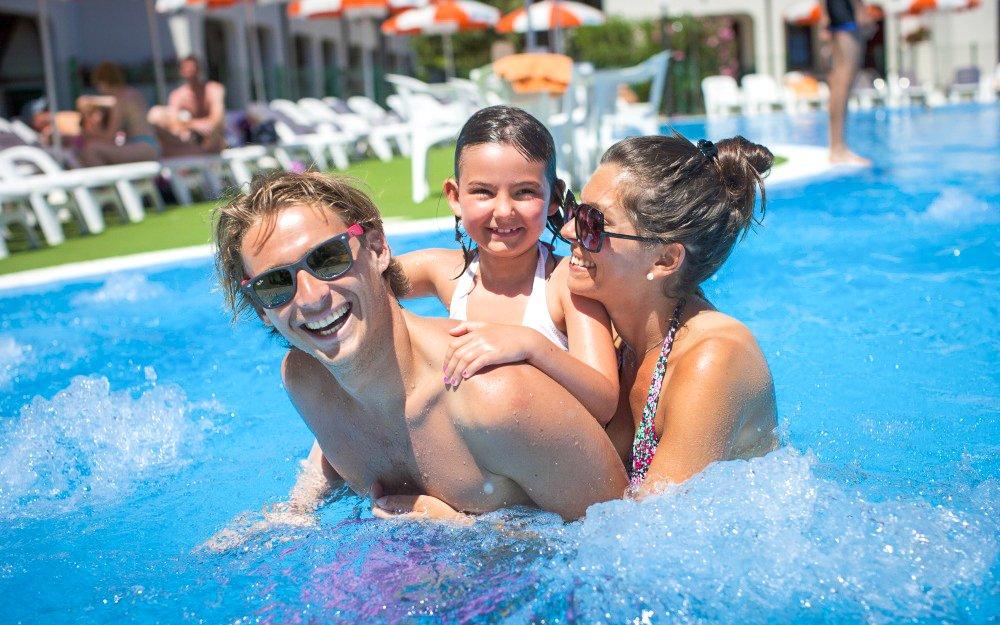 Itálie na 8 dní pro rodiny v Michelangelo Hotel & Family Resortu *** s bazénem