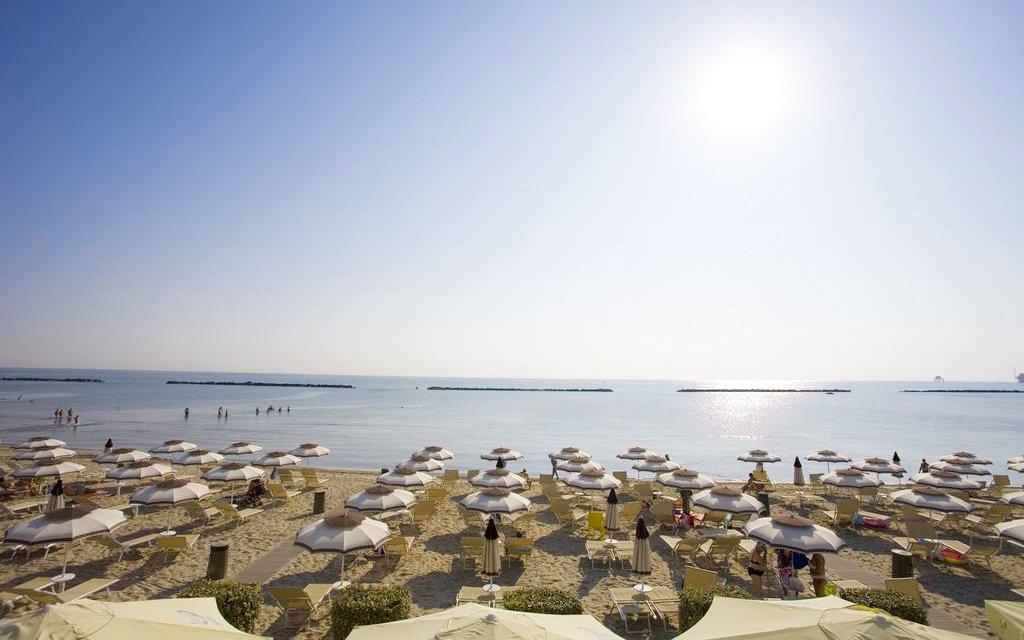 Itálie u Jadranu pro 6 osob v Residenci Amanda jen 400 m od pláže na 8 dní