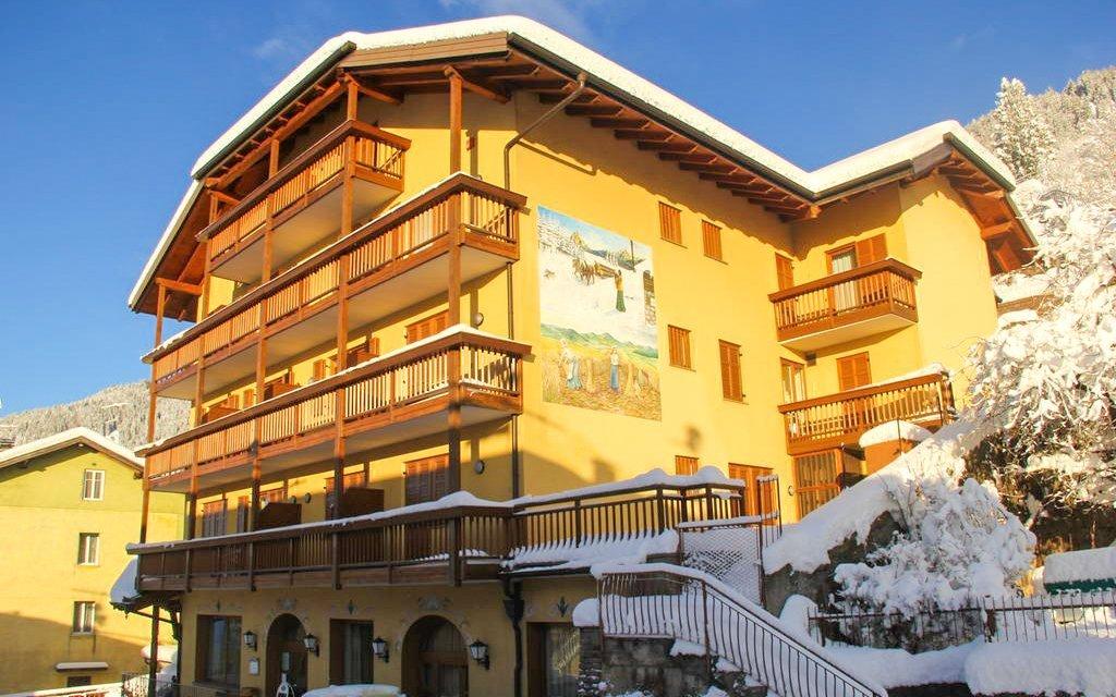 Italské Alpy na 4 dny v Hotelu Dolomiti *** u přírodního parku s polopenzí