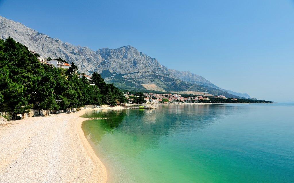 Chorvatsko: Apartmani Kraris u Karlobagu až pro 5 osob jen 200 metrů od moře