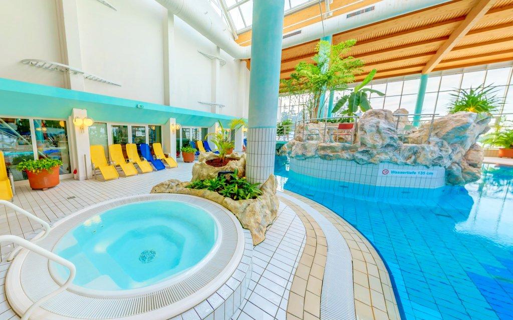 Krušné hory v IFA Schöneck Hotelu *** s polopenzí a vstupem do Aqua Worldu
